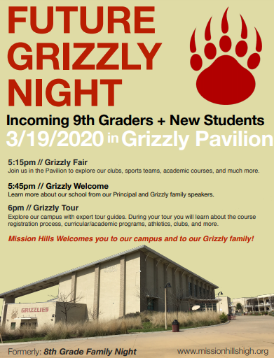 Future Grizzly Night English
